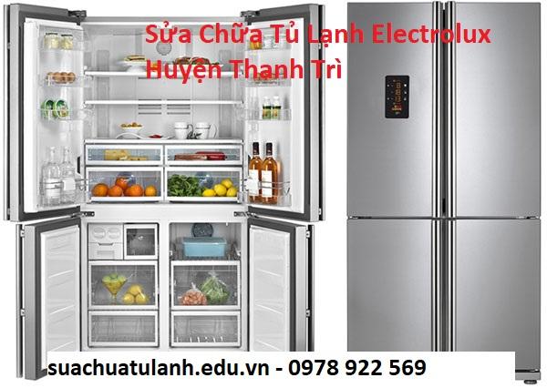 Sửa Chữa Tủ Lạnh Electrolux Huyện Thanh Trì