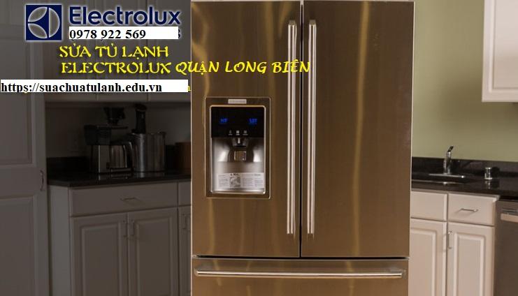 Sửa Chữa Tủ Lạnh Electrolux Quận Long Biên