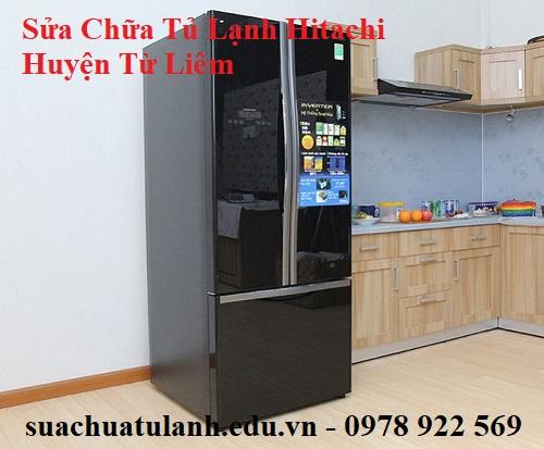 Sửa Chữa Tủ Lạnh Hitachi Huyện Từ Liêm