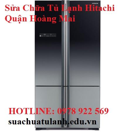 Sửa Chữa Tủ Lạnh Hitachi Quận Hoàng Mai