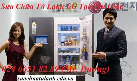 Sửa Chữa Tủ Lạnh LG Tại Cầu Giấy