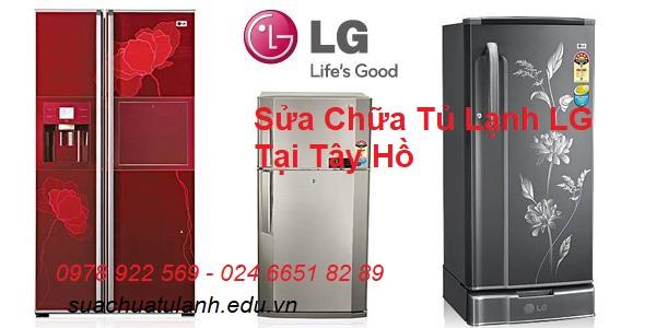 Sửa Chữa Tủ Lạnh LG Tại Tây Hồ