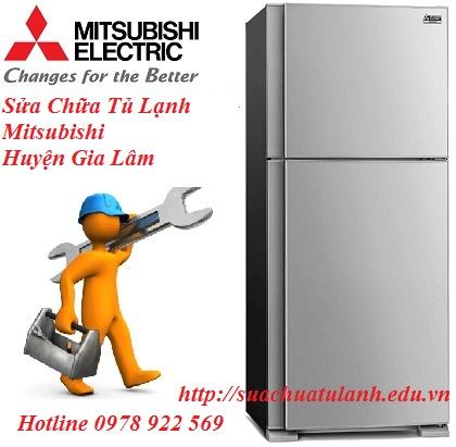 Sửa Chữa Tủ Lạnh Mitsubishi Huyện Gia Lâm