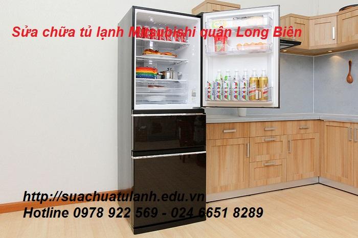 Sửa Chữa Tủ Lạnh Mitsubishi Quận Long Biên