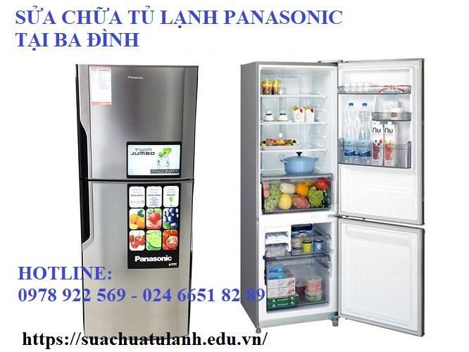 Sửa Chữa Tủ Lạnh Panasonic Tại Ba Đình