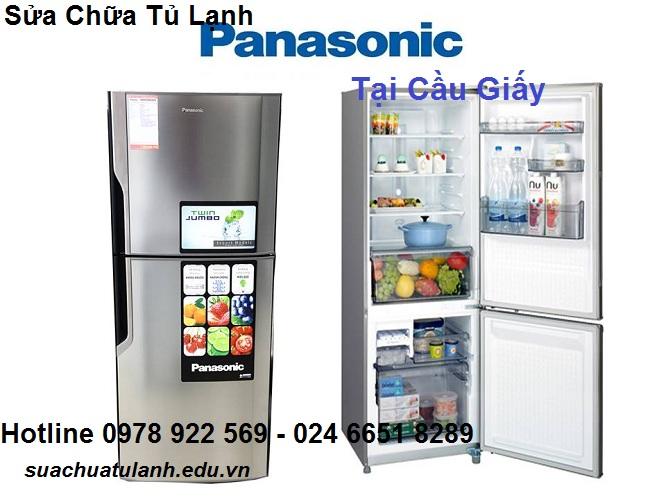 Sửa Chữa Tủ Lạnh Panasonic Tại Cầu Giấy