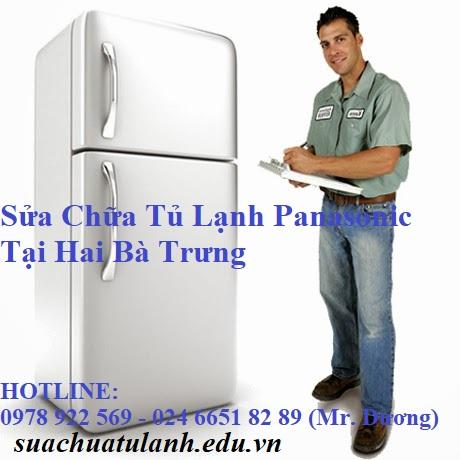 Sửa Chữa Tủ Lạnh Panasonic Tại Hai Bà Trưng