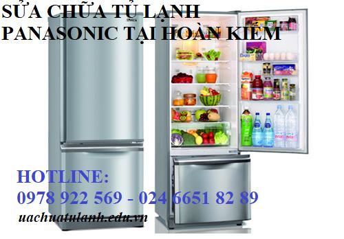 Sửa Chữa Tủ Lạnh Panasonic Tại Hoàn Kiếm
