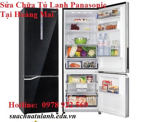 Sửa Chữa Tủ Lạnh Panasonic Tại Hoàng Mai