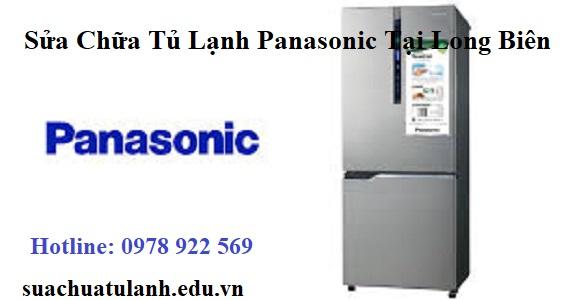 Sửa Chữa Tủ Lạnh Panasonic Tại Long Biên