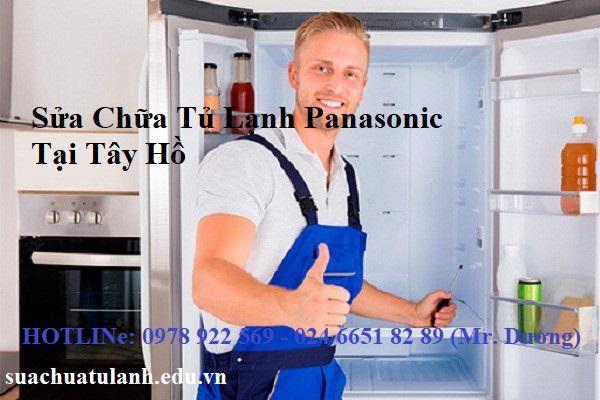 Sửa Chữa Tủ Lạnh Panasonic Tại Tây Hồ