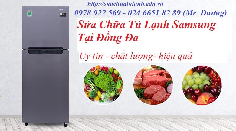 Sửa Chữa Tủ Lạnh Samsung Tại Đống Đa