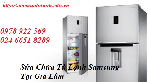 Sửa Chữa Tủ Lạnh Samsung Tại Gia Lâm