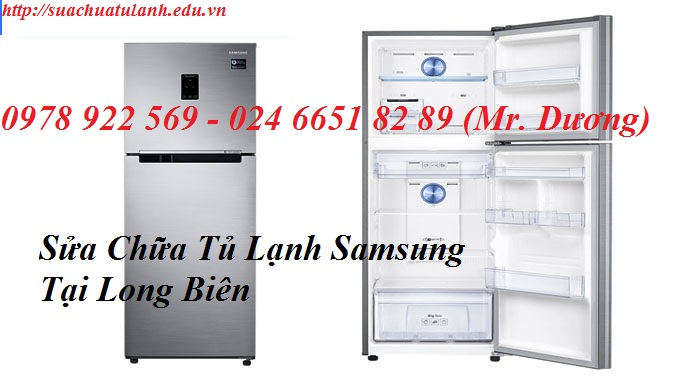 Sửa Chữa Tủ Lạnh Samsung Tại Long Biên