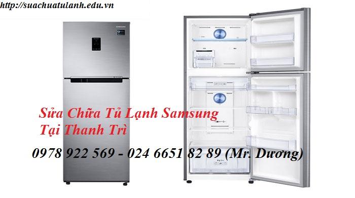 Sửa Chữa Tủ Lạnh Samsung Tại Thanh Trì