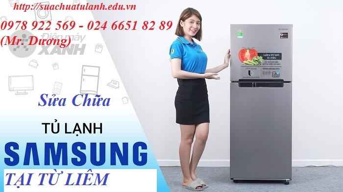 Sửa Chữa Tủ Lạnh Samsung Tại Từ Liêm
