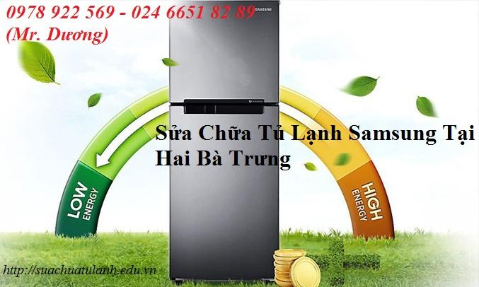 Sửa Chữa Tủ Lạnh Samsung Tại Hai Bà Trưng