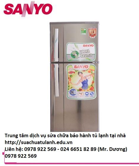 Sửa chữa tủ lạnh Sanyo tại Thanh Xuân