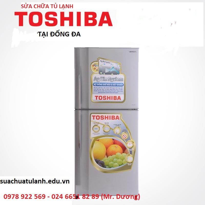 Sửa chữa tủ lạnh Toshiba tại Đống Đa