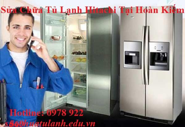 Sửa Chữa Tủ Lạnh Hitachi Tại Hoàn Kiếm