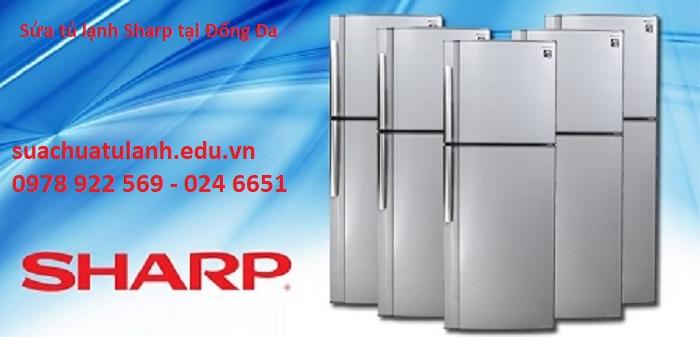 Sửa chữa tủ lạnh Sharp tại Đống Đa