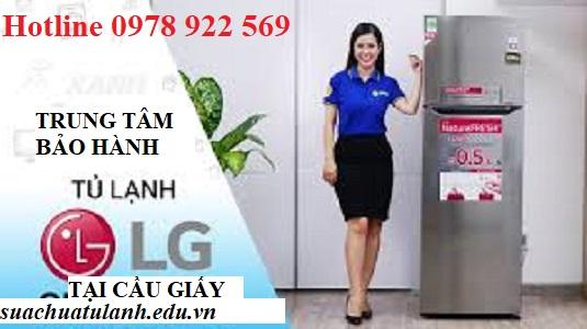 Trung Tâm Bảo Hành Tủ Lạnh LG Tại Cầu Giấy