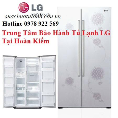 Trung Tâm Bảo Hành Tủ Lạnh LG Tại Hoàn Kiếm
