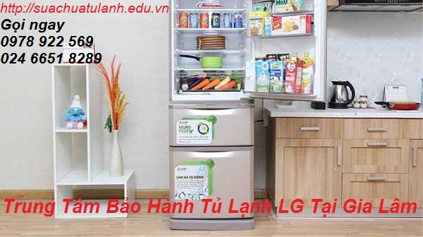 Trung Tâm Bảo Hành Tủ Lạnh LG Tại Gia Lâm