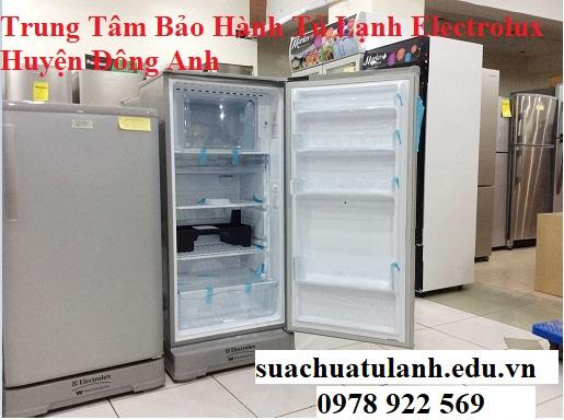 Trung Tâm Bảo Hành Tủ Lạnh Electrolux Huyện Đông Anh