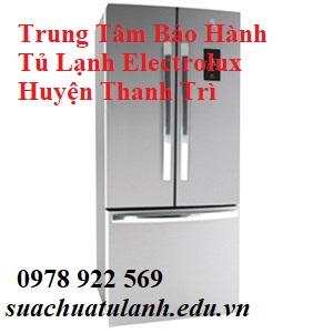 Trung Tâm Bảo Hành Tủ Lạnh Electrolux Huyện Thanh Trì