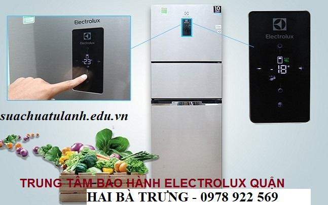 Trung Tâm Bảo Hành Tủ Lạnh Electrolux Quận Hai Bà Trưng