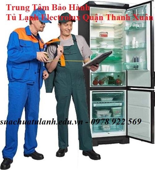 Trung Tâm Bảo Hành Tủ Lạnh Electrolux Quận Thanh Xuân
