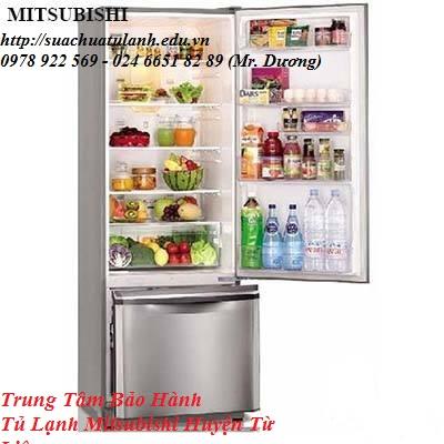 Trung Tâm Bảo Hành Tủ Lạnh Mitsubishi Huyện Từ Liêm