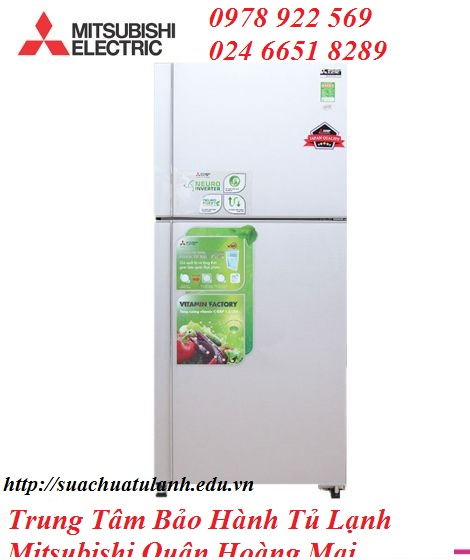 Trung Tâm Bảo Hành Tủ Lạnh Mitsubishi Quận Hoàng Mai