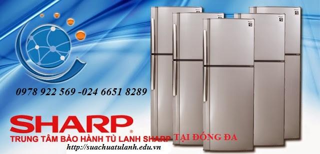 Trung Tâm Bảo Hành Tủ Lạnh Sharp Tại Đống Đa
