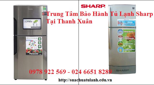 Trung Tâm Bảo Hành Tủ Lạnh Sharp Tại Thanh Xuân