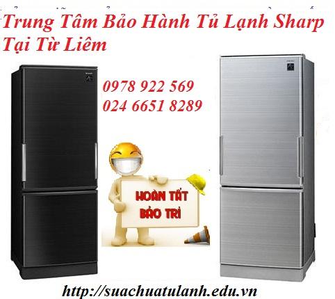 Trung Tâm Bảo Hành Tủ Lạnh Sharp Tại Từ Liêm